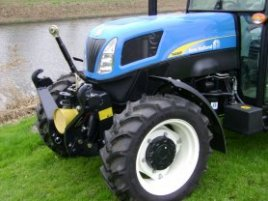 New Holland T4-T4000 F/N Super Steer